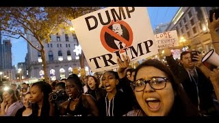 شاهد: الآلاف من عناصر الأمن ينتشرون في واشنطن لمواجهة مظاهرات معارضة ضخمة ضد ترامب