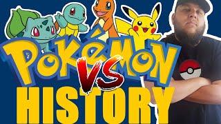 Video The Inspirations of Pokémon! - Motion VS History # 10 MP3, 3GP, MP4, WEBM, AVI, FLV Mei 2018