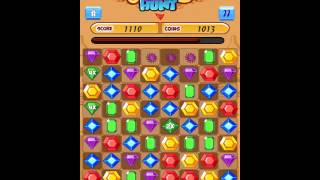 Jewels Hunt Match 3- kids game YouTube video