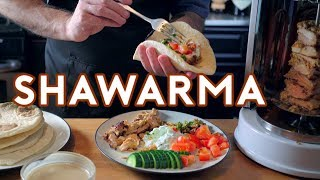 Binging with Babish: Shawarma from The Avengers