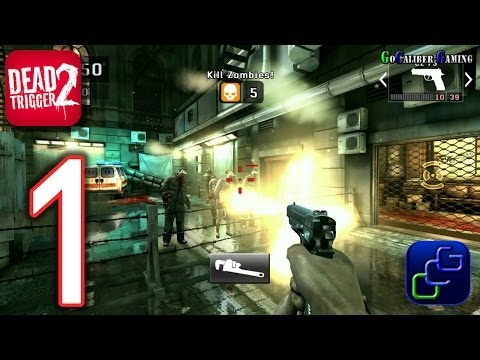 Zombie shooter 2 game