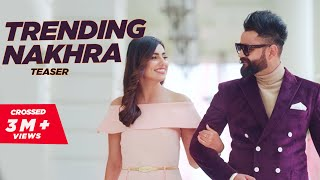 Video Trending Nakhra Official Teaser || Amrit maan ft. Ginni Kapoor || Intense || Latest Songs 2018 MP3, 3GP, MP4, WEBM, AVI, FLV Maret 2019