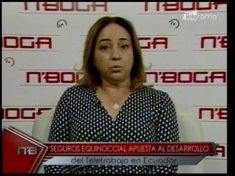 Seguros Equinoccial apuesta al desarrollo del Teletrabajo en Ecuador