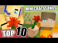 ♪ Top 10 Minecraft Songs and Animations of February 2017 ♪ NEW Best Minecraft Song Videos ♪
