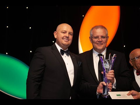 2018 Ethnic Business Awards Indigenous in Business Category Winner – Jeremy Blanch – JNC Group Australia