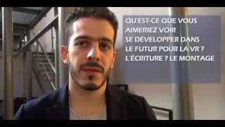 Interview Elisha Karmitz, DG groupe MK2 cinéma, au salon Virtuality 2017