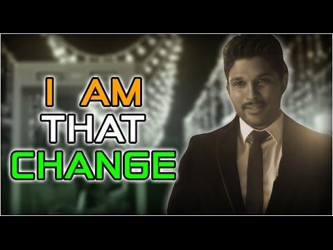 I Am That Change