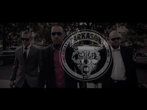 Farkasok (Mr.Busta X AK26) - Farkasok | OFFICIAL MUSIC VIDEO |