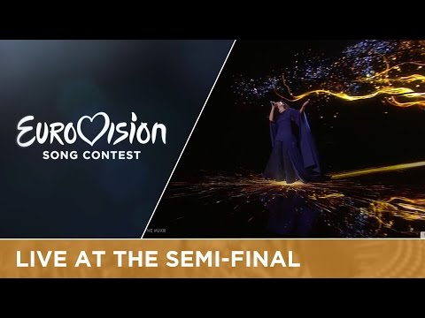 Jamala - 1944 (Ukraine) Live at Semi-Final 2 of the 2016 Eurovision Song Contest (видео)