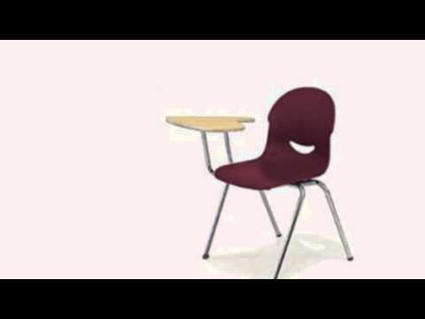 Video Video post on the I Q Series 28 Laminate Combo Chair