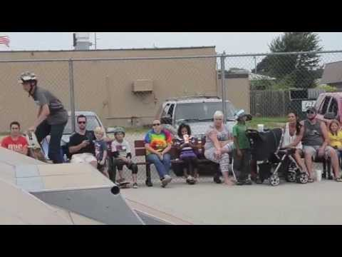 Mantis Skate Park 2014 Competition