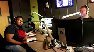 Video The funny Chef on Metro FM with Djfresh, Somizi and Angie talking about the Future in Comedy MP3, 3GP, MP4, WEBM, AVI, FLV Oktober 2018