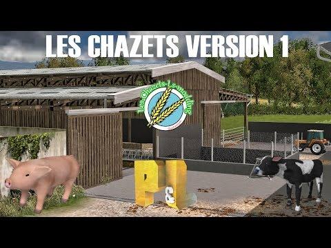 Les Chazets v2.0
