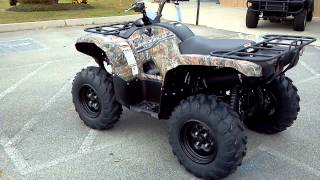 6. 2014 Yamaha Grizzly 700 EPS in Camo @ Yamaha of Knoxville