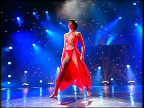 Шикарное соло Юлии Филипповой,шоу балет Тодес