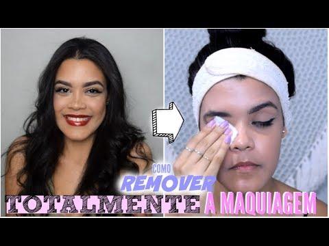 Como TIRAR a Maquiagem CORRETAMENTE