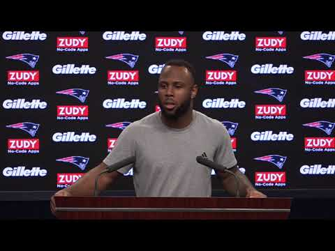 Video: James White Patriots vs. Bills Week 16 Press Conference