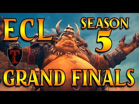 ECL Season 5 GRAND FINALS   Round of 8 (Day 1) - Total War: Warhammer 2 Tournament