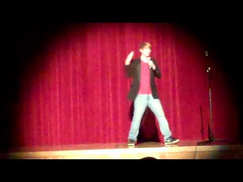 Hilarious Ginger Darin Kintigh Stand up Comedy