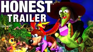 BANJO-KAZOOIE (Honest Game Trailers)