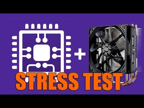 CPU-Z Stress CPU | Stress Testing i7-2600k with Cooler Master Hyper 212 EVO