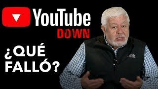¿Qué falló en YouTube?