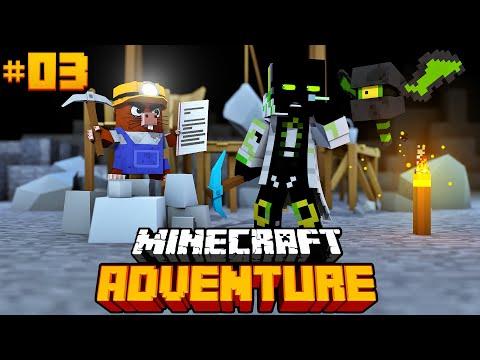 DIESER MAULWURF WILL 50% UNSERER ERZE?! - Minecraft Adventure #03 [Deutsch/HD]