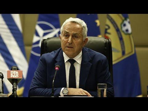 Αποστολάκης: Μας ανησυχεί η προμήθεια S-400 από την Άγκυρα…