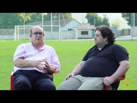 Entrevista a Alfonso Mandado presidente do Gondomar C.F.