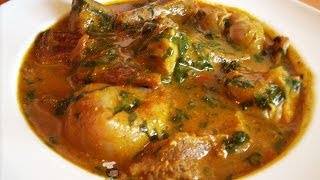 Ogbono Soup | Nigerian food recipes