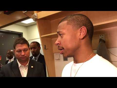 Cavs' Isaiah Thomas: 'We're not playing for each other right now'