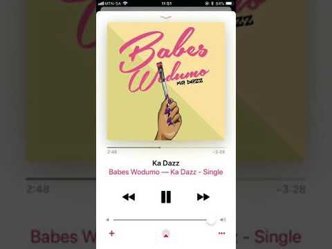 Babes Wodumo - Ka Dazz Official 2018 Single