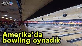 Amerikadaki ilk bowling maceramızı sizler için kaydettik. Kanalimiza abone olmaniz bizi motive ediyor. Lutfen abone ol butonuna basarak kanalimiza abone olmayi unutmayin. Tesekkurler.