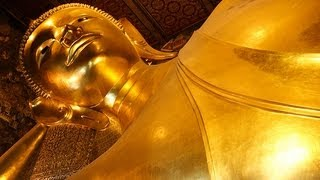 Video Wat Pho (วัดโพธิ์): The Temple of the Reclining Buddha, Bangkok, HD Experience MP3, 3GP, MP4, WEBM, AVI, FLV Desember 2018