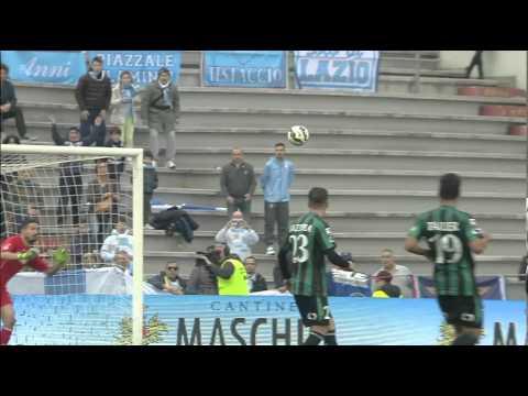 Sassuolo-Lazio 0-3 Highlights
