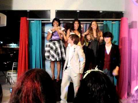 HSM Cover Santos - A night to remember