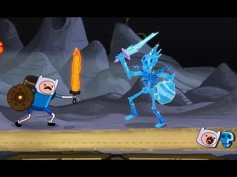 Fin ve Bones İskelet Mağarasında (www.yenioyunevi.com)