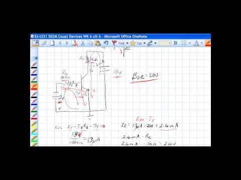 Elementaler Transistor Part 2