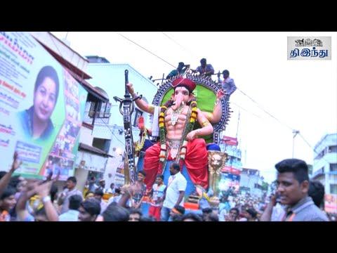 Vinayagar-Statue-Procession--Glimpse-Tamil-The-Hindu