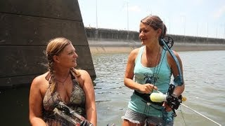 Bowfishing Girls Gone Carp