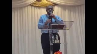 Tema Dios tiene memoria de los olvidados de Lodebar Pastor Dr Ramón Murray
