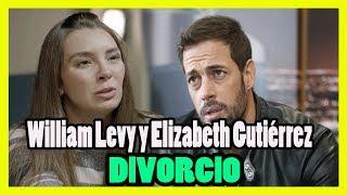 William Levy y Elizabeth Gutierrez confirmaron el DlV0RCl0