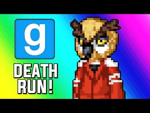 Gmod: Super Deathrun Bros! (Garry's Mod Sandbox Funny Moments) (видео)