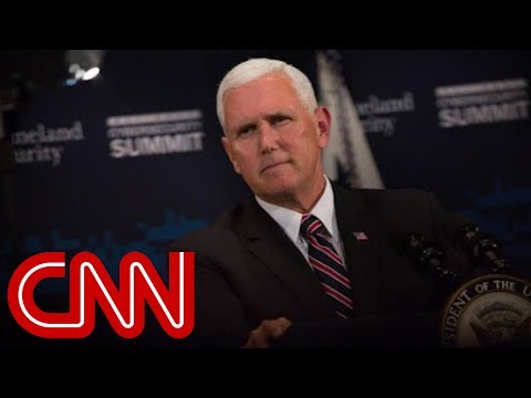 Pence calls for creation of Space Force