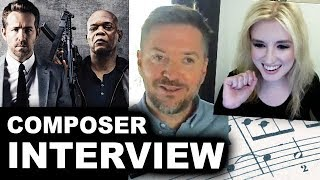 The Hitman's Bodyguard Interview - Composer Atli Orvarsson by Beyond The Trailer