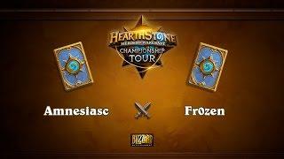 Amnesiac vs Fr0zen, game 1