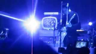 Jack White Lollapalooza 2015 Chile -  Cannon / Goin' Back To Memphis