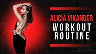 Video Alicia Vikander Workout Routine Guide MP3, 3GP, MP4, WEBM, AVI, FLV Maret 2018