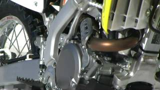 1. Suzuki RMX450Z 2010 - Test