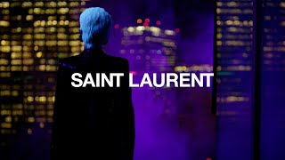 Yves Saint Laurant - #YSL14 by Anthony Vaccarello